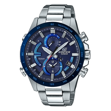 Casio Edifice EQB-900DB-2AJF Tough Solar Mobile Link Men's Watch - JDM (Japanese Domestic Market) Model