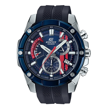 Casio Edifice EFR-559TRP-2AJR Scuderia Toro Rosso Limited Edition Men's Watch - JDM (Japanese Domestic Market) Model