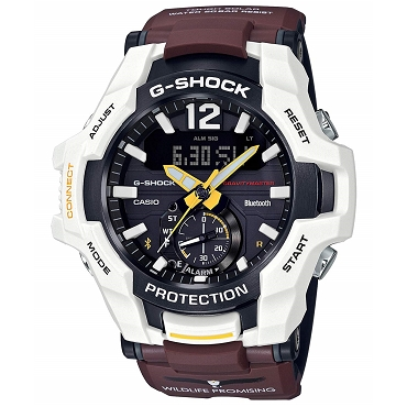 Casio G-Shock GR-B100WLP-7AJR Gravitymaster Wildlife Promising Men's Watch - JDM (Japanese Domestic Market) Model