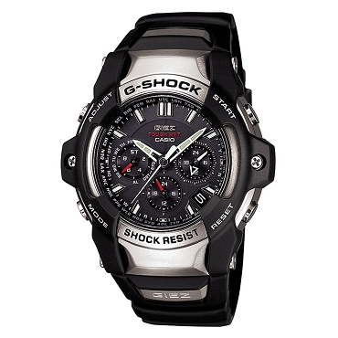 Casio G-Shock GS-1400-1AJF GIEZ Tough Solar Multiband 6 Sport Chrono Men's Watch - JDM (Japanese Domestic Market) Model