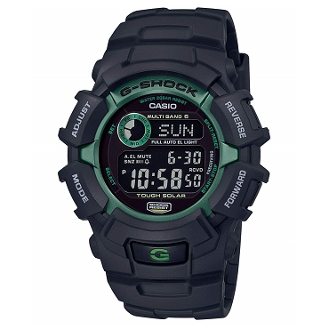 Casio G-Shock GW-2320SF-1B3JR Tough Solar Multiband 6 Fire Package Men's Watch - JDM (Japanese Domestic Market) Model