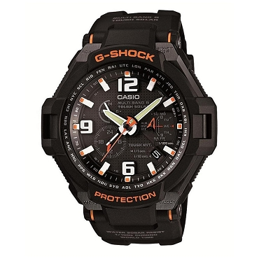 Casio G-Shock GW-4000-1AJF Sky Cockpit Tough Solar Multiband 6 Men's Watch - JDM (Japanese Domestic Market) Model