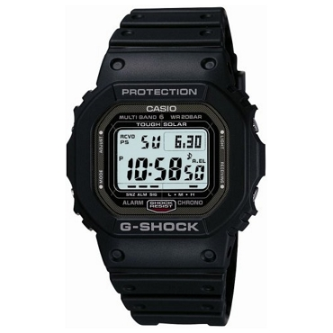 Casio G-Shock GW-5000-1JF Tough Solar Multiband 6 Men's Watch - JDM (Japanese Domestic Market) Model
