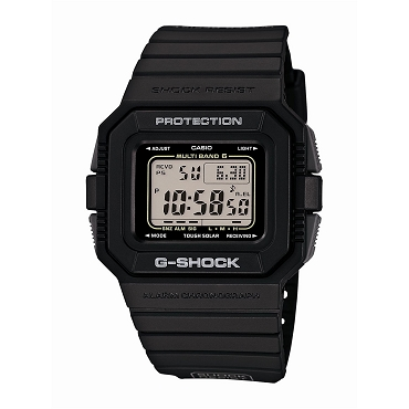Casio G-Shock GW-5510-1JF Tough Solar Multiband 6 Men's Watch - JDM (Japanese Domestic Market) Model