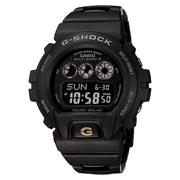 Casio G-Shock GW-6900BC-1JF Tough Solar Multiband 6 Men's Watch - JDM (Japanese Domestic Market) Model