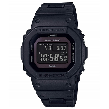 Casio G-Shock GW-B5600BC-1BJF Tough Solar Mobile Link Multiband 6 Men's Watch - JDM (Japanese Domestic Market) Model