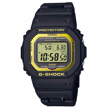 Casio G-Shock GW-B5600BC-1JF Tough Solar Mobile Link Multiband 6 Men's Watch - JDM (Japanese Domestic Market) Model