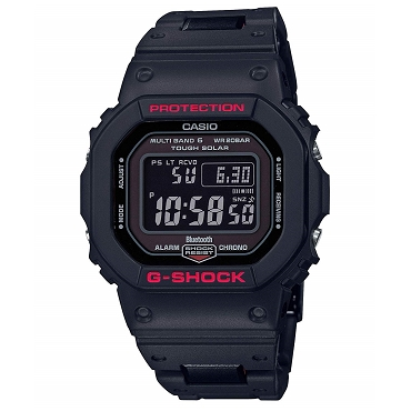 Casio G-Shock GW-B5600HR-1JF Tough Solar Mobile Link Multiband 6 Men's Watch - JDM (Japanese Domestic Market) Model