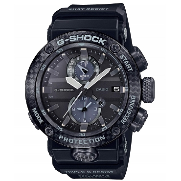 Casio G-Shock GWR-B1000-1AJF Gravitymaster Carbon Core Guard Tough Solar Multiband 6 Men's Watch - JDM (Japanese Domestic Market) Model