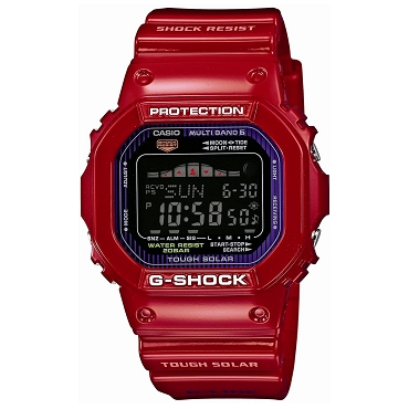 Casio G-Shock GWX-5600C-4JF G-LIDE Tough Solar Multiband 6 Tide Graph Men's Watch - JDM (Japanese Domestic Market) Model