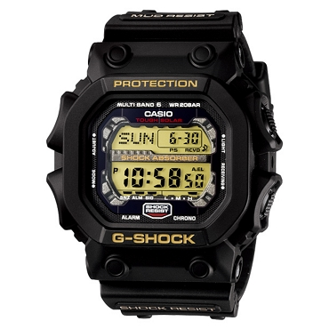 Casio G-Shock GXW-56-1BJF Tough Solar Multiband 6 Men's Watch - JDM (Japanese Domestic Market) Model