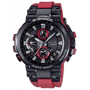 Casio G-Shock MT-G MTG-B1000B-1A4JF Triple G Resist Tough Solar Multiband 6 Men's Watch - JDM (Japanese Domestic Market) Model
