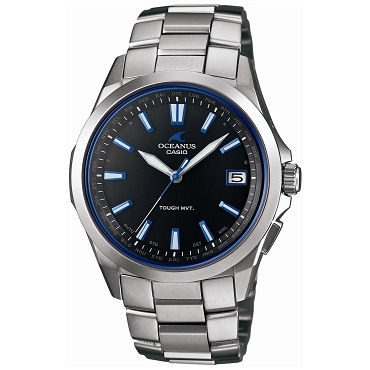 Casio Oceanus OCW-S100-1AJF Titanium Tough Solar Multiband 6 Men's Watch - JDM (Japanese Domestic Market) Model