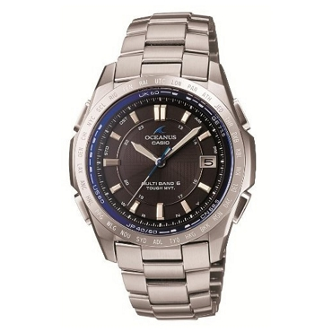 Casio Oceanus OCW-T100TD-1AJF Titanium Tough Solar Men's Watch - JDM (Japanese Domestic Market) Model