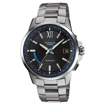 Casio Oceanus OCW-T150-1AJF Titanium Tough Solar Multiband 6 Men's Watch - JDM (Japanese Domestic Market) Model