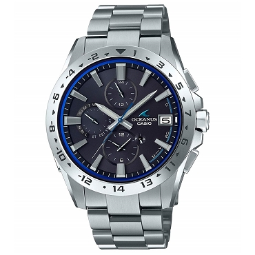 Casio Oceanus OCW-T3000-1AJF Titanium Tough Solar Bluetooth Mobile Link Multiband 6 Men's Watch - JDM (Japanese Domestic Market) Model