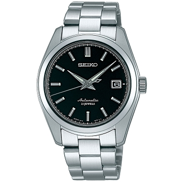 Seiko SARB033 Mechanical Automatic Black Dial Stainless Steel Men's Watch - JDM (Japanese Domestic Market) Model