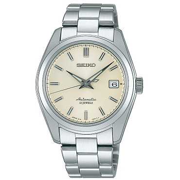 Seiko SARB035 Mechanical Automatic White Dial Stainless Steel Men's Watch - JDM (Japanese Domestic Market) Model