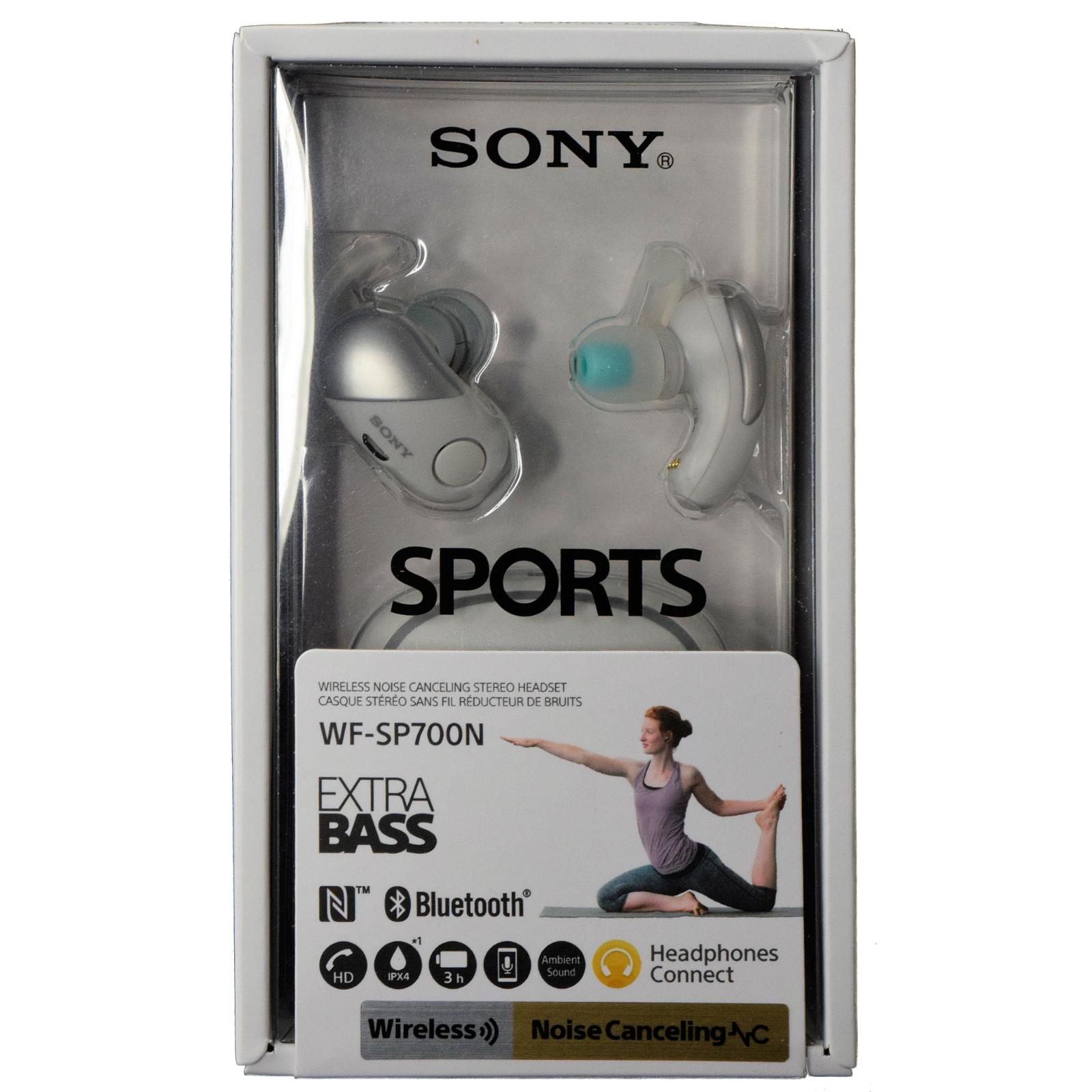 Sony Wf Sp700n True Wireless Bluetooth Earbuds Ioomobile