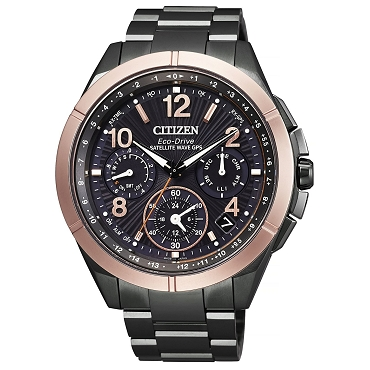Citizen Attesa CC9076-50E Eco-drive Solar Atomic Radio F900 Gps Men's Watch - 100th Anniversary Commemorative Limited Edition 700 pcs Worldwide - JDM (Japanese Domestic Market) Model