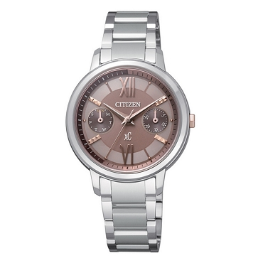 Citizen xC FD1010-53W Eco-drive Duratect Sapphire Glass 5ATM Elegant Ladies Watch - Made in Japan