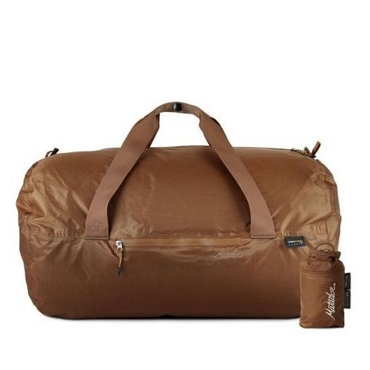 Matador Transit30 Duffle 2.0 30 Liter Ultralight Waterproof Pack-away Bag Puncture Resistant - Coyote Brown