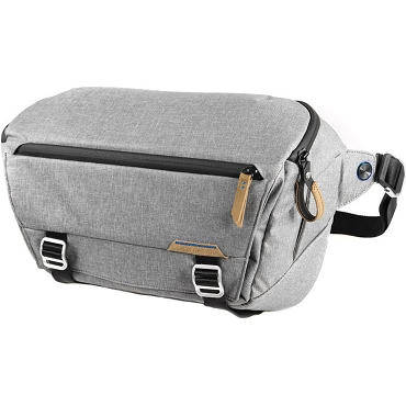 Peak Design Everyday Sling BSL-10-BL-1 10L Camera Bag for DSLR & DSLM - Ash