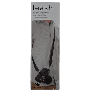 Peak Design Leash L-BL-3 Ultralight Quick-connecting Neck Cross-body Camera Strap - Black