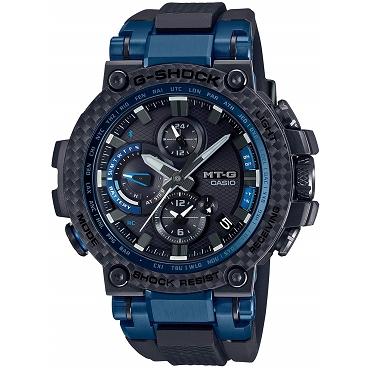Casio G-shock MT-G MTG-B1000XB-1AJF Triple G Resist Tough Solar Mobile Link Bluetooth Multiband 6 Men's Watch - JDM (Japanese Domestic Market) Model
