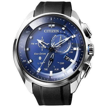 Citizen Collection BZ1020-22L Eco-Drive Solar Chronograph Bluetooth Men's Watch - Made in Japan