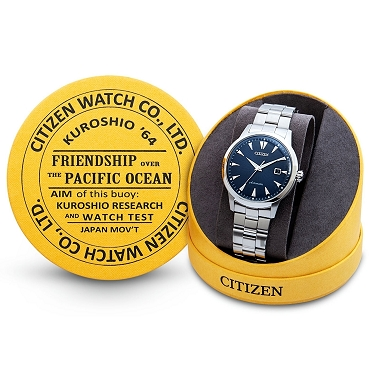 Citizen NK0008-85L Automatic PARAWATER KUROSHIO'64 Men's Watch Asia Limited Edition 1959 pcs Worldwide