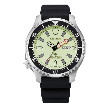 Citizen Promaster NY0119-19X Mechanical Fugo Left Crown Limited Edition Men's Watch - - ASIA LIMITED MODEL 2,000PCS