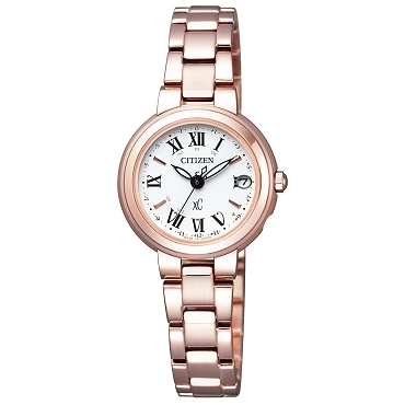 Citizen xC ES9002-58A Happy Flight Series Eco-Drive White Dial Women's Watch