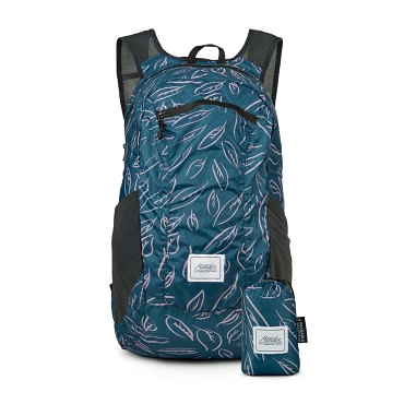 Matador DL16 Packable Backpack 16 Liter Outdoor Waterproof Day Pack - Leaf Pattern