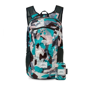 Matador DL16 Packable Backpack 16 Liter Outdoor Waterproof Day Pack - Pop Pattern