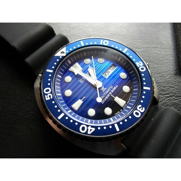 Seiko Prospex SRPC91J1 Save The Ocean Turtle 200M Automatic Divers Men's Watch - Made in Japan