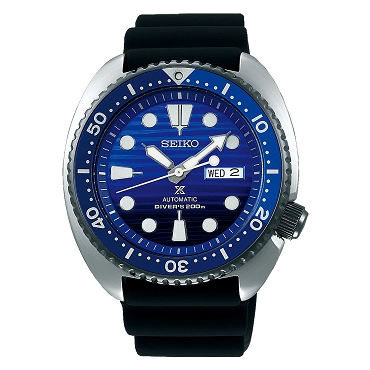 Seiko Prospex Turtle SRPC91K1 Save The Ocean 24 Jewels Automatic Special Edition Men's Diver Watch