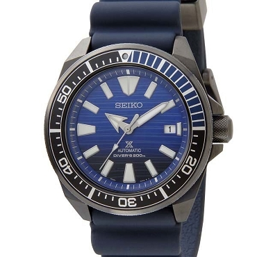 Seiko Prospex SRPD09K1 Sea Samurai Save The Ocean 23 Jewels Automatic Special Edition Men's Watch