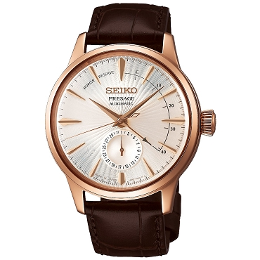 "Seiko Presage SSA346J1 Cocktail Time ""SIDE CAR"" 29 Jewels Automatic Sunburst Dial Men's Watch - Made in Japan"