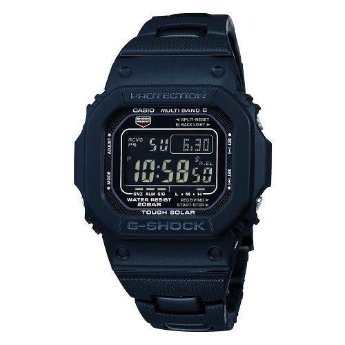 Casio G-Shock GW-M5610BC-1JF Tough Solar Multiband 6 Men's Watch - JDM (Japanese Domestic Market) Model