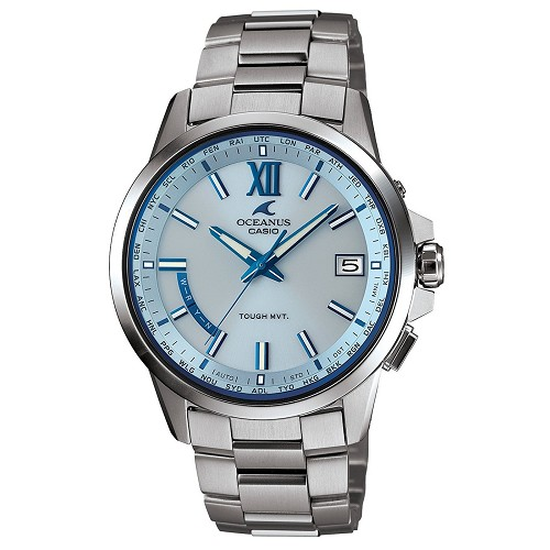 Casio Oceanus OCW-T150-2AJF Titanium Tough Solar Multiband 6 Men's Watch - JDM (Japanese Domestic Market) Model