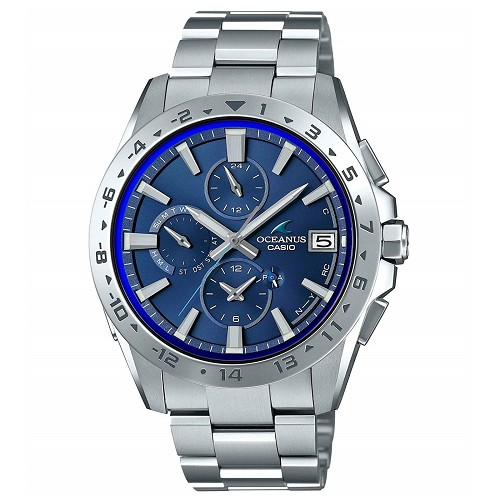 Casio Oceanus OCW-T3000-2AJF Titanium Tough Solar Bluetooth Mobile Link Multiband 6 Men's Watch - JDM (Japanese Domestic Market) Model