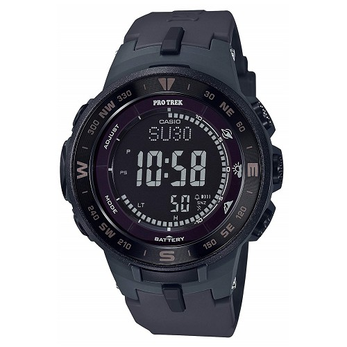 Casio Pro Trek PRG-330-1AJF Triple Sensor Outdoor Sports Tough Solar Men's Watch - JDM (Japanese Domestic Market) Model