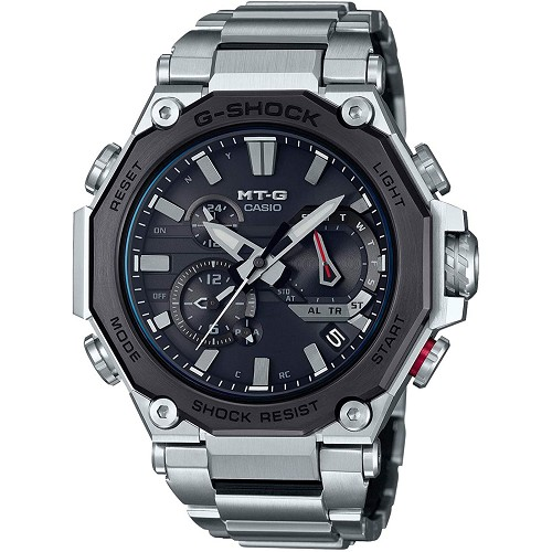 Casio G-Shock MT-G MTG-B2000D-1AJF Bluetooth Solar Men's Watch MTG-B2000D-1A - Made in Japan