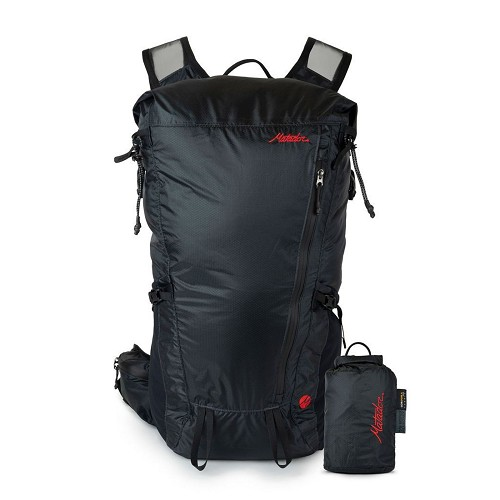 Matador Freerain32 32 Liter Ultralight Waterproof Packable Backpack 30D Cordura - Charcoal Grey