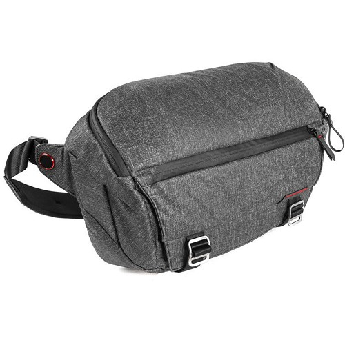 Peak Design Everyday Sling BSL-10-BL-1 10L Camera Bag for DSLR & DSLM - Charcoal