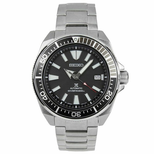 Seiko Prospex SRPB51J1 23 Jewels Automatic Winding Samurai Divers 200M Men's Watch - Made in Japan