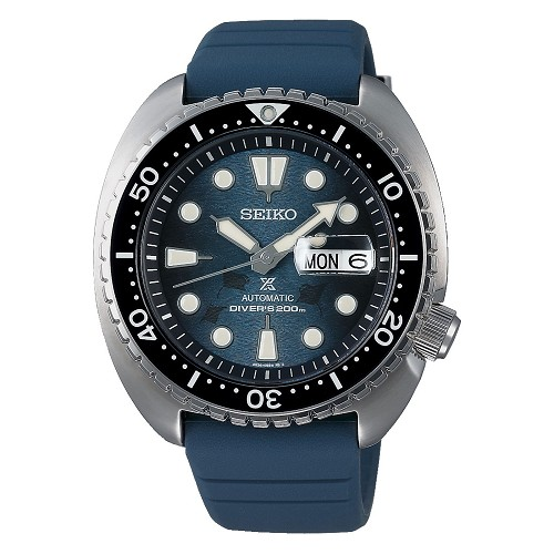 Seiko Prospex King Turtle SRPF77K1 Save The Ocean 24 Jewels Automatic Special Edition Men's Watch